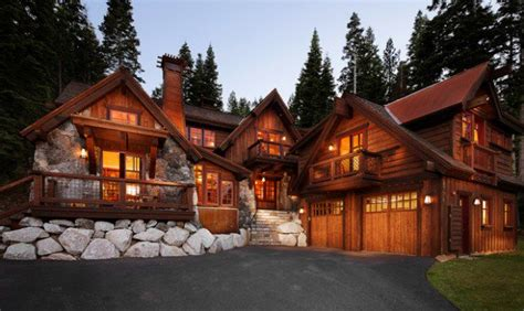 rustic modern home exterior design of house of mirth by 17 rustic mountain house exterior design ideas style