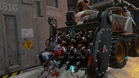 exo zombies carrier new advanced warfare exo zombies part 3 carrier images