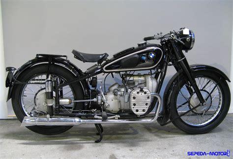 bmw  motor klasik gahar  perang dunia ii info