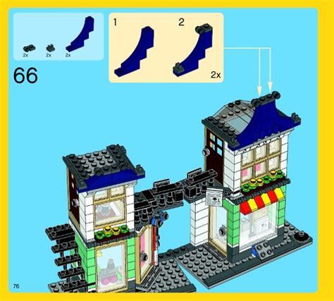 Lego 31036 And Grocery Shop lego and grocery shop 31036 creator