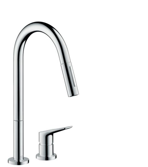 hansgrohe 34822 axor citterio m two holes kitchen faucet axor kitchen mixers axor citterio m 2 hole single lever