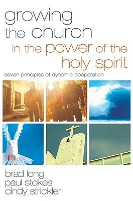 growing the church in the power of the holy spirit seven