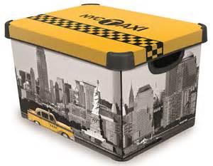 boite de rangement adults ny city storage box curver shop at