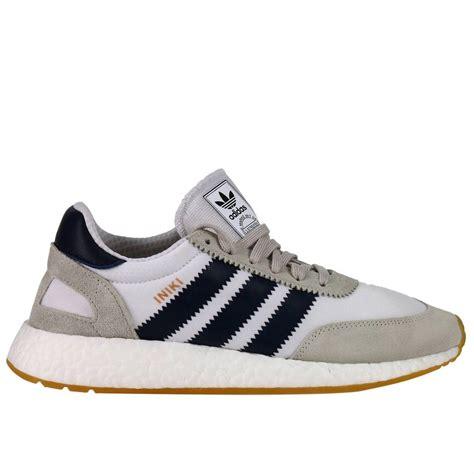 lyst adidas originals shoes men  blue  men