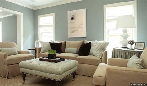 Home Interior Painting Tips сочетания бежевого и других цветов в интерьере фото