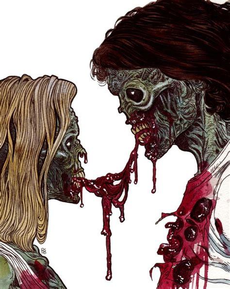 imagenes que digan zombie los muertos tambi 233 n pueden amar taringa