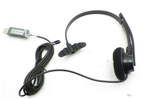 Usb Microphone nuance usb headset microphone hs 23
