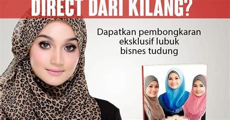 instant shawl terus dari kilang muhasabahtrading dot com