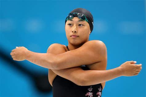 Satomi Suzuki Photo Satomi Suzuki Photos Photos Olympics Day 3 Swimming