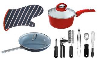 basic tools for your kitchen graduation