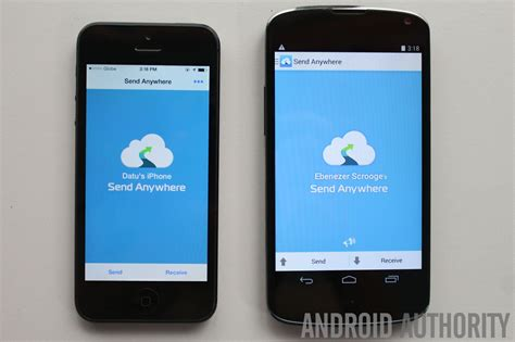 how to send from android to iphone how to transfer photos and images from iphone to android