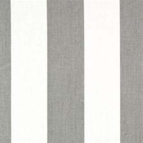 grey and white striped upholstery fabric storm gray white canopy stripe home decorating twill