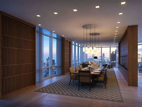 The Dining Room Easton by New Look At Related S The Easton At 205 East 92nd