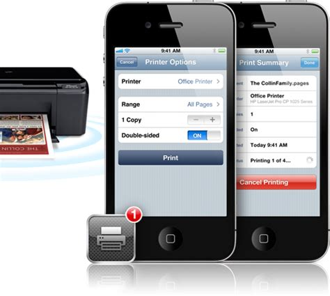 airprint app for android airprint