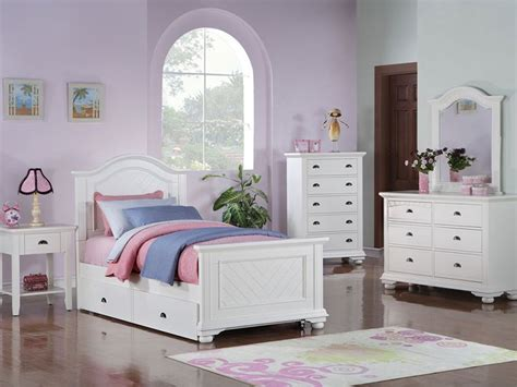 white bedroom furniture for kids dallas designer furniture brook white kids bedroom set