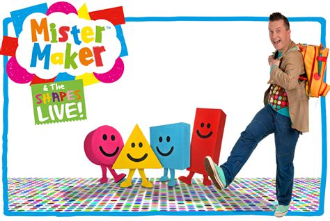 mr maker crafts cbeebies mister maker crafts