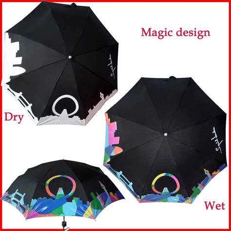 umbrella design maker fashion design change color lady umbrella buy lady