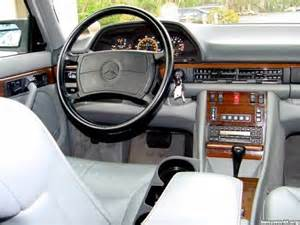 1990 mercedes 420 class information and photos