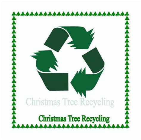lower macungie christmas tree pickup recycling