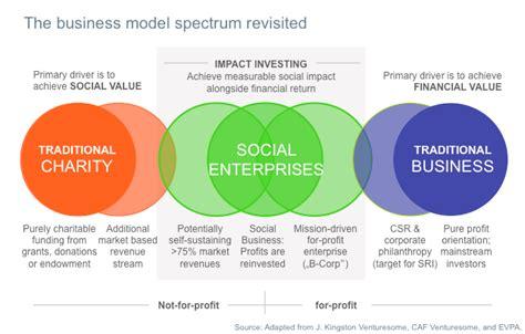 How Can Social Enterprises Generate The Finance Paradoxon For Social Enterprises