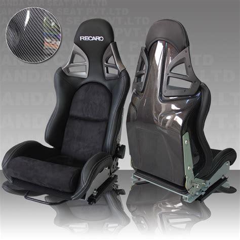 si鑒e auto sport recaro sedili recaro sedili auto in fibra di carbonio sport alla