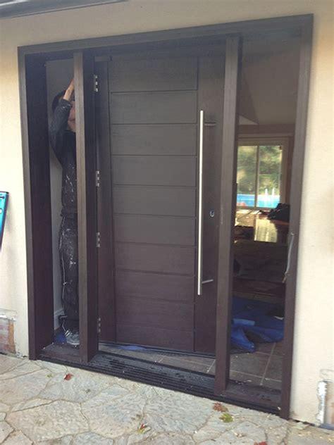 modern contemporary front entry doors fiberglass exteriro