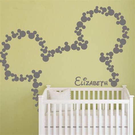 Wandtattoo Kinderzimmer Mickey Mouse by Wandtattoo Mickey Mouse Prinsenvanderaa