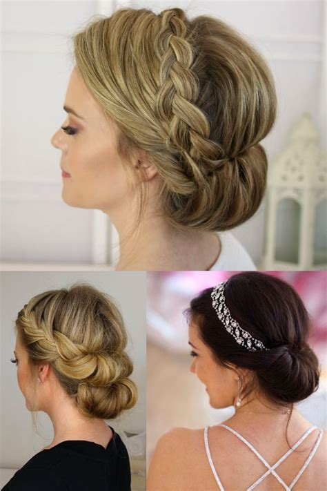 hairstyles for fine hair prom prom updos for short thin hair hair