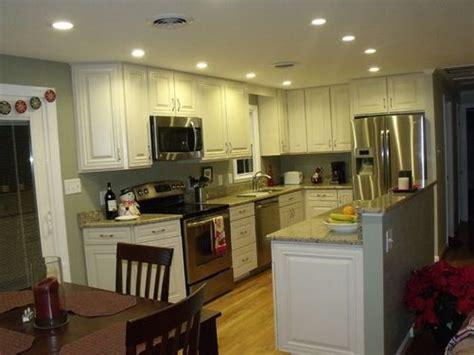 split level ranch kitchen ideas photos houzz 1000 ideas about split foyer on pinterest raised ranch