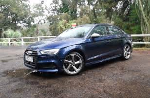 Audi S3 2017 Audi S3 Sedan Review The Ultimate Weather