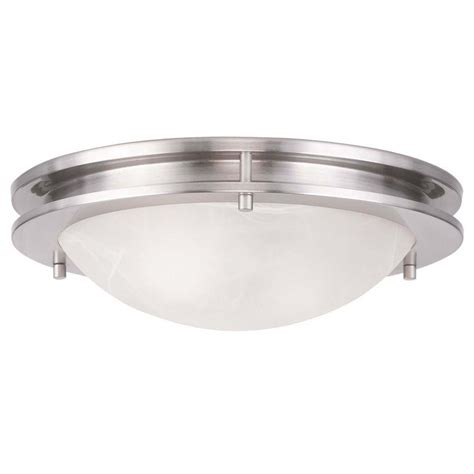 a guide to where nickel ceiling lights best match warisan lighting livex lighting providence 2 light brushed nickel incandescent ceiling flush mount 7058 91 the