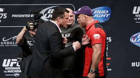 Rage Vs Chael Sonnen Chael Sonnen Vs Wanderlei Silva To Headline Bellator Pay Per View Event At Square