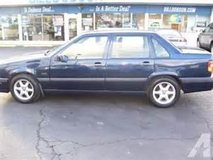 Volvo 850 Glt 1995 Volvo 850 Glt For Sale In Washington Indiana