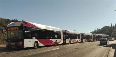 imágenes autobuses urbanos nuevos autobuses urbanos para toledo ser toledo cadena ser