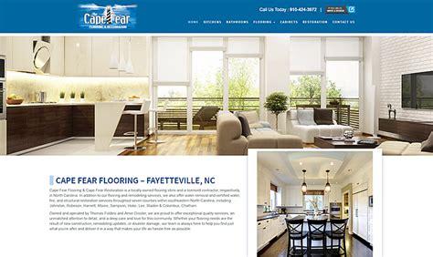floor and decor website cape fear flooring portfolio biz tools one web design