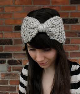 16 crochet ear warmer patterns guide patterns