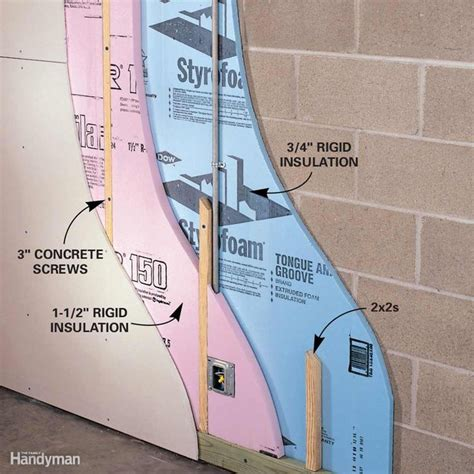 Basement Remodeling best 25 insulating basement walls ideas on pinterest