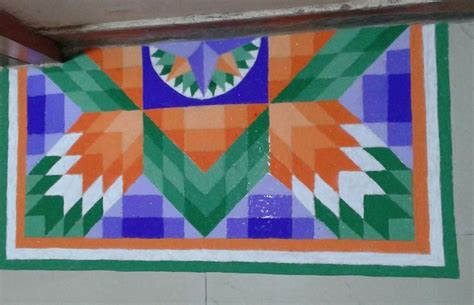 rangoli themes for republic day 3d independence day and republic day rangoli designs p