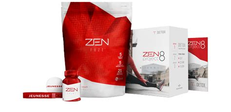Zen Detox Nz by Jeunesse Global
