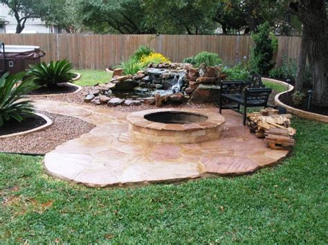 pits backyard backyard pit designs and plans