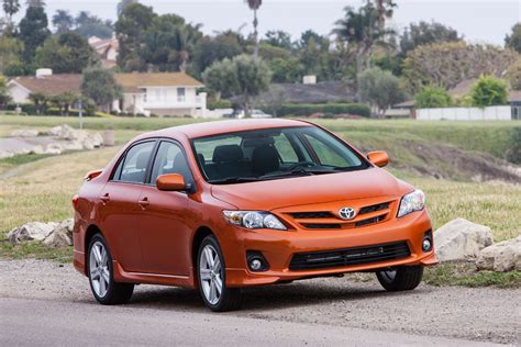 2012 Toyota Corolla Specs 2012 Toyota Corolla Reviews Specs And Prices Cars
