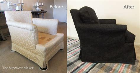 black slipcover for loveseat the slipcover maker custom slipcovers tailored to fit