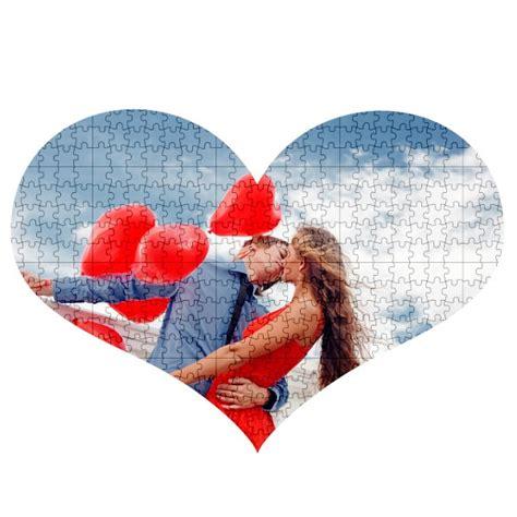 cornici a forma di cuore foto su puzzle a forma di cuore sta foto web sta