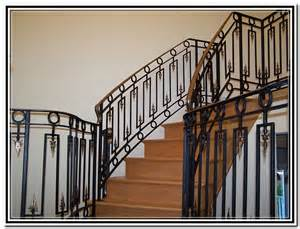 iron stair rails and banisters wrought iron stair railing images home design ideas