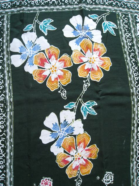 Batik Tulis Batik Tulis batik tulis bengkulu indonesia batik corner