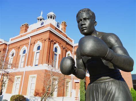 Lafayette Square by File Joe Louis Statue Lafayette Alabama Jpg Wikimedia