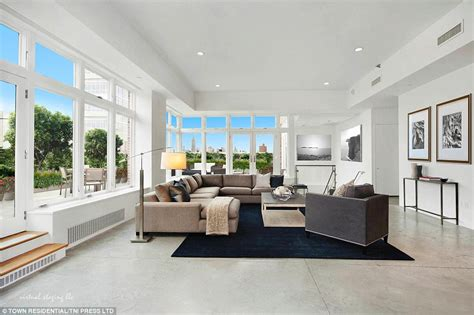 rihanna s bedroom rihanna s new york duplex in listed for 17million