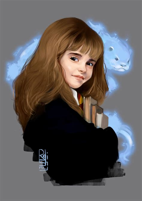 Hermione Granger Hogwarts by Hermione Granger By Roshiny S World Books 2019