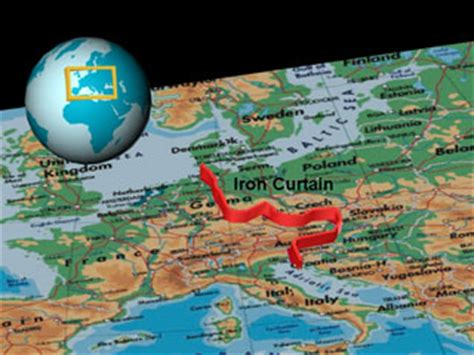 map of the iron curtain streakyblog
