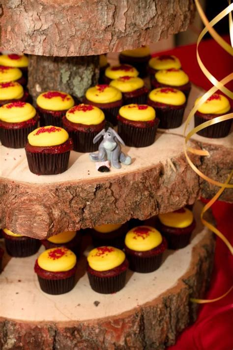 karas party ideas winnie  pooh  acre wood party